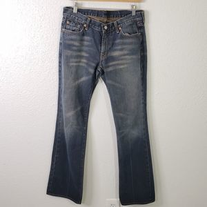7 For All Mankind by Jerome Dahan Size 31